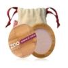 ZAO bio matt szemhéjpúder 204 Golden Old Pink  utántöltő 3 g.