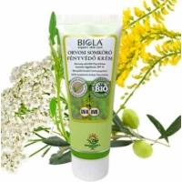 Biola bio orvosi somkóró fényvédő krém világos SPF10 75 ml