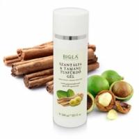 Biola bio szantálfa & tamanu tusfürdő gél 200 ml.