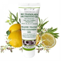 Biola bio teafaolajos arctisztító gél 75 ml.
