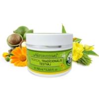 Biola naturissimo tropical tradicionális testvaj 150 ml.