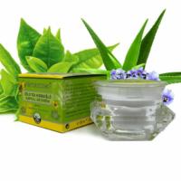 Biola naturissimo zöld tea hidratáló nappali arckrém SPF12  50 ml.