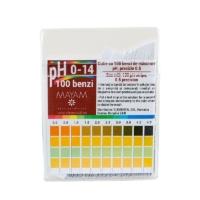 Lakmuszpapír 1-14 PH  precizíós 100 db.