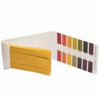 Lakmuszpapír mérőcsíkok 80 db. 1-14 PH értéktartományra