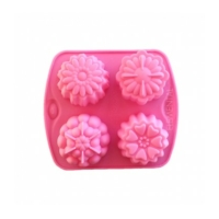 Mayam szappanöntő forma virágok
