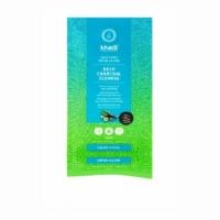 Khadi Deep Charcoal Cleanse ayurvédikus hajpakolás 50 g.