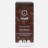 Khadi növényi hajfesték hamvasbarna100 g.