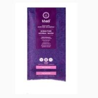 Khadi Sensitive Herbal wash ayurvédikus hajpakolás por alapú sampon 50 g.