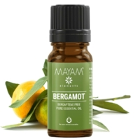 Mayam bergamott illóolaj bergaptén mentes 10 ml.