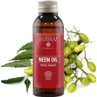 Mayam neem olaj szűz bio 50 ml.