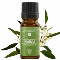 Mayam niaouli illóolaj tiszta Bio Ecocert / Cosmos 10 ml.
