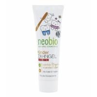 Neobio fluoridmentes gyermekfogkrém bio alma és papaya kivonattal 50 ml.