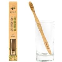Pandoo bambusz fogkefe felnőtt 4 db.