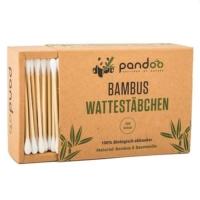 Pandoo bambusz fültisztító pálcika 200 db.