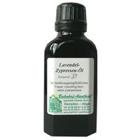 Stadelmann levendula-ciprus olaj visszérolaj 50 ml.
