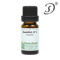 Stadelmann szantálfa 10% jojobaviaszban 10 ml.