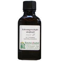 Stadelmann terhességicsík olaj (stria) 100 ml.
