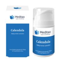 Meditao calendula babakrém sensitiv érzékeny bőrre 50 ml.