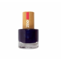 ZAO 653 körömlakk night blue 8 ml.
