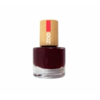 ZAO 659 körömlakk Cherry Black 8 ml.