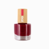 ZAO 668 körömlakk Passion Red  8 ml.