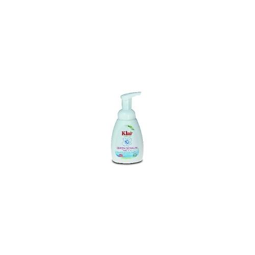 KLAR öko-szenzitív folyékony szappanhab mosódióval 240 ml.