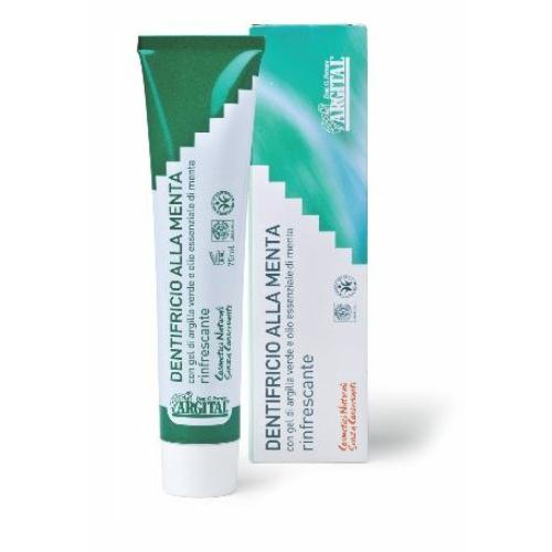 Argital mentás fogkrém 75 ml.