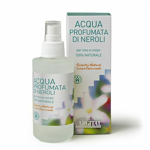 Argital neroli illatos víz 125 ml.