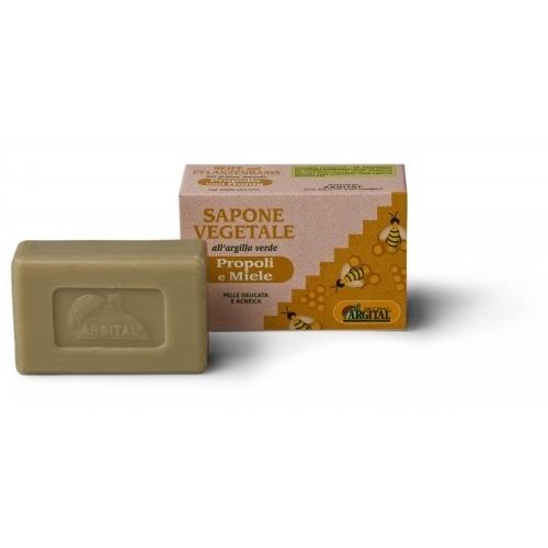 Argital Növényi szappan propolisszal és mézzel 100 gr.