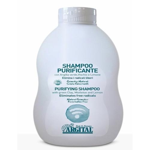 Argital sampon zsíros vagy  korpás hajra 500 ml.