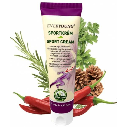 Biola everyoung sportkrém 100 ml.