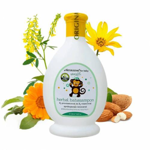 Biola herbal babasampon 250 ml.