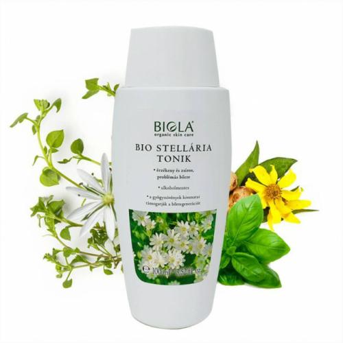 Biola bio stellária tonik 100 ml.