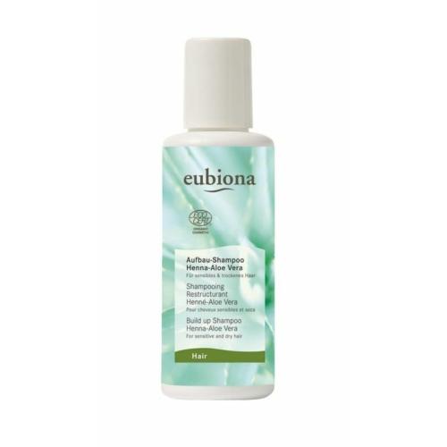 Eubiona tápláló sampon henna aloe vera 200 ml.
