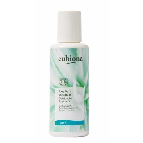 Eubiona sensitive tusfürdő zabbal érzékeny bőrre 200 ml.