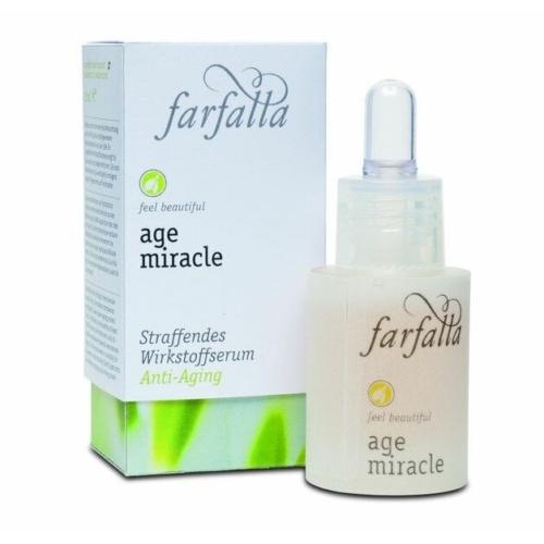Farfalla age miracle bio feszesítő szérum 15 ml.