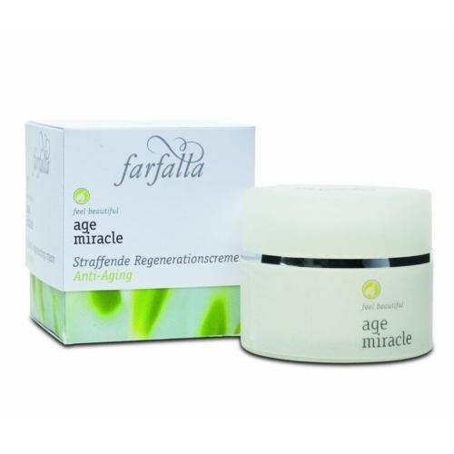 Farfalla age miracle bio feszesítő és regeneráló krém - fiatalságőrző bőrápolás 30 ml.