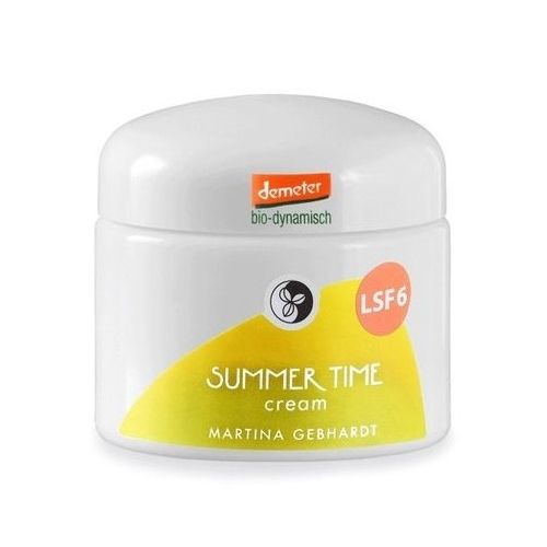Martina Gebhardt Summer Time arckrém krém SPF6 15 ml.