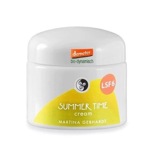 Martina Gebhardt Summer Time arckrém krém SPF6 50 ml.
