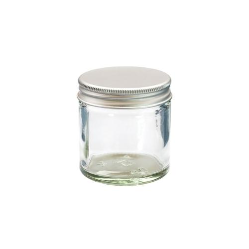 Clara üvegtégely fedéllel 60 ml.