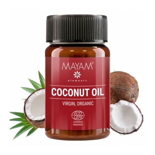 Mayam kókuszolaj szűz bio  100 ml.