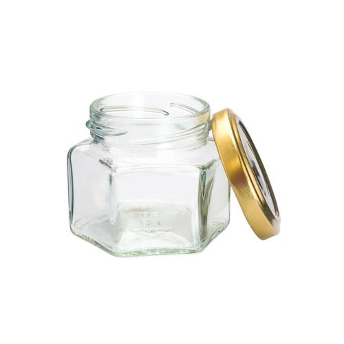 Zoia üvegtégely fedéllel 100 ml.