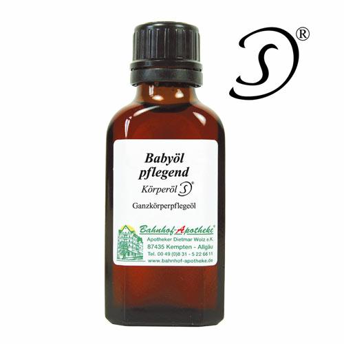 Stadelmann  babaápoló olaj érzékeny bőrre 50 ml.