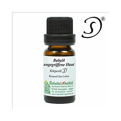 Stadelmann babaápoló olaj megviselt bőrre 10 ml.