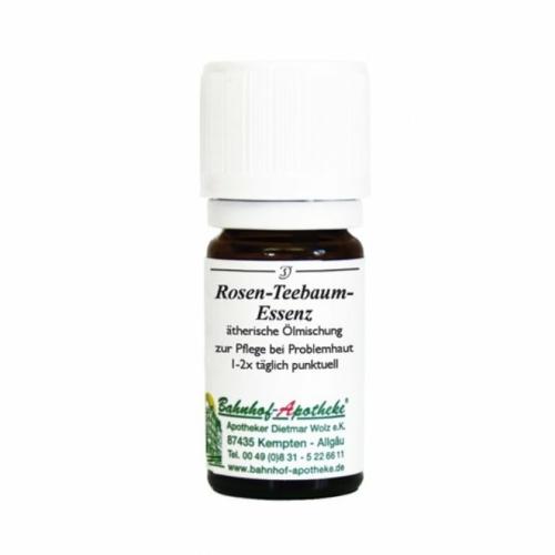 Stadelmann rózsa-teafa eszencia (sebbalzsam) 5 ml.