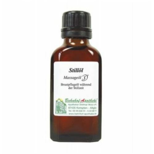 Stadelmann szoptatóolaj tejképző 50 ml.