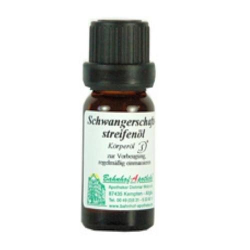 Stadelmann terhességicsík olaj (stria) 10 ml.