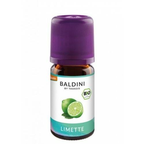 Baldini bioaroma lime demeter 5 ml.