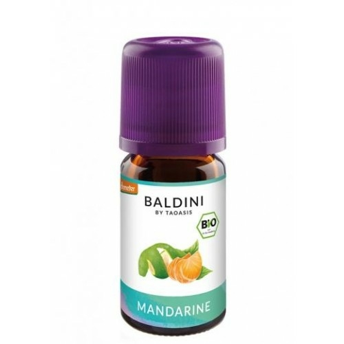 Baldini Bioaroma mandarin demeter 5 ml.