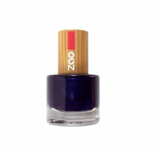 ZAO 653 körömlakk night blue 8 ml.
